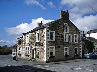 Grindleton Human settlement in England