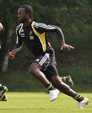 Dulee Johnson - Johnson with AIK