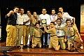 Dum Dum Kishore Bharati High School Team - Science Drama Competition - BITM - Kolkata 2015-07-22 0825.JPG