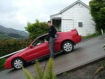 DunedinBaldwinStreet Parked Car.jpg