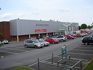 Dunnes Stores - Dunnes Stores in Kilnamanagh, Tallaght