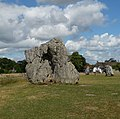 During the Roman period tourists came from the nearby towns and villas to visit Avebury and its surrounding prehistoric monuments via a newly constructed road. - panoramio.jpg