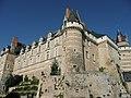 Durtal - Château - Vue extérieure.jpg