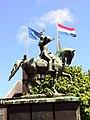 Dutch & EU Flags (7214623802).jpg