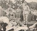 Dutch officer saluting Sudirman's grave, Kenang-Kenangan Pada Panglima Besar Letnan Djenderal Soedirman, p23.jpg