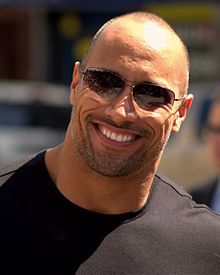 Photo de Dwayne Johnson