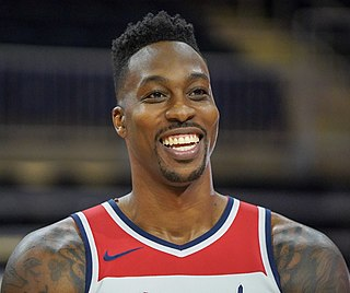 Dwight Howard American basketball player