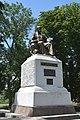 Dykanka Lenina Str. Monument of T.Shevchenko 02 (YDS 1344).jpg