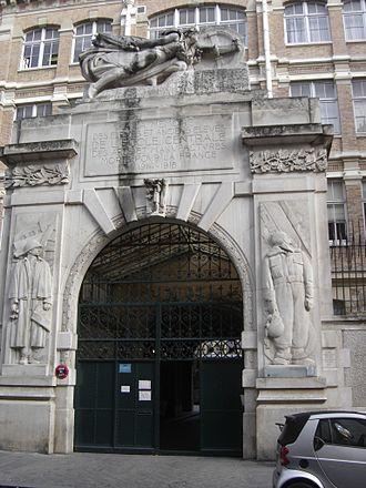 École Centrale Paris - Image: ECP1