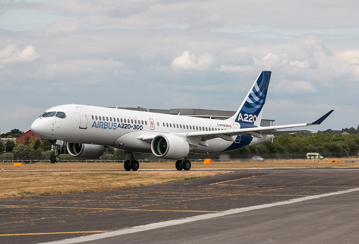 Airbus A220 – Wikipedia