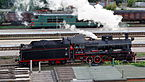 ER 797-15 steam locomotive at the station Taganrog-II IMG 7107 1725.jpg