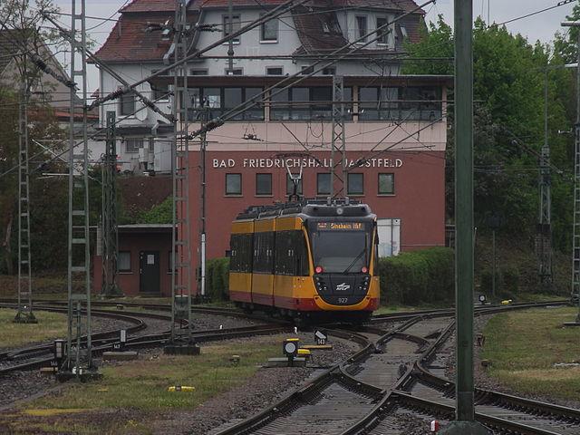 S42 nach Sinsheim in Bad Friedrichshall ©wikipedia