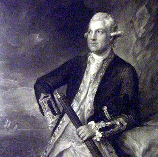 Sir Charles Thompson, 1st Baronet Royal Navy admiral