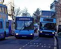 Eastbourne Buses single and double decker buses.jpg
