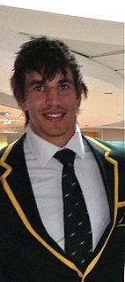 Eben Etzebeth rugby union player