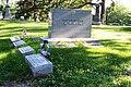 Ebenezer and Clarissa Cook graves.jpg