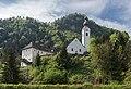 Ebenthal Gurnitz ehem. Propstei und Pfarrkirche hl. Martin 22042016 1757.jpg