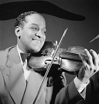 1962 in jazz - Violinist Eddie South died in 1962