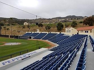 Pepperdine Waves baseball - Eddy D. Field Stadium