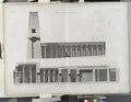 Edfou (Idfû) (Apollinopolis Magna). Coupe longitudinale du Grand Temple (NYPL b14212718-1267883).tiff