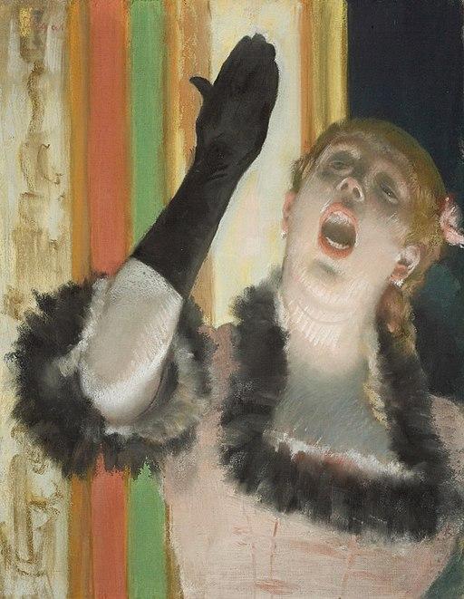 Edgar Germain Hilaire Degas 019