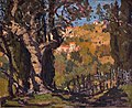 Edgar Payne Riviera Landscape.jpg