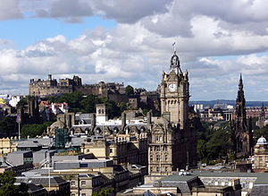 Edinburgh, Scotland's capital and second-large...