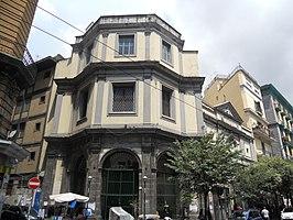 Santa Maria Egiziaca a Forcella, Naples