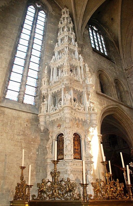 Eglise Saint-Léonard de Léau 06