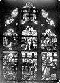 Eglise Saint-Martin - Vitrail, baie 1 (ensemble), Anne de Montmorency accompagné de ses fils. Saint Jean-Baptiste - Montmorency - Médiathèque de l'architecture et du patrimoine - APMH00005379.jpg