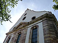 Eglise Sainte-Aurélie de Strasbourg-Pignon.jpg