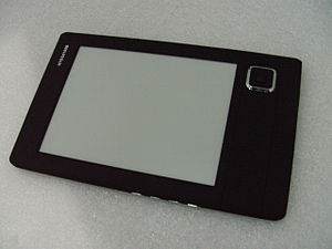 "English: EBook Reader from ""Condor Techno..."