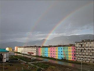 Egvekinot Urban-type settlement in Chukotka Autonomous Okrug, Russia