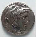 Egypt, Greece, reign of Ptolemy I - Stater- Alexander the Great (obverse) - 1916.994.a - Cleveland Museum of Art.tif