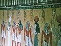 قائمة ملوك مصر (عصر الدولة الحديثة) الاسرة 18 120px-Egypt.KV43.01