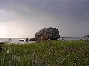 Viru-Nigula Parish - Ehalkivi rock