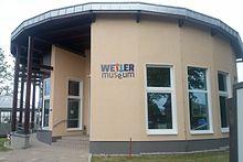 Il Wettermuseum presso l'osservatorio di Lindenberg