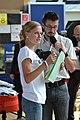 Einkleidung der deutschen Olympiamannschaft Rio 2016 Medientag Hannover 1207.jpg