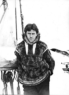 Danish explorer and writer