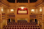 Zuschauerraum Ekhof-Theater (Quelle: Wikimedia)