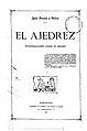 El ajedrez ; investigaciones sobre su origen 1890 Brunet.jpg
