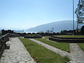 Mirador de Hualqui, ancien fort colonial