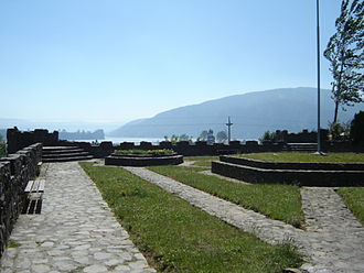 Hualqui - Mirador of Hualqui, formerly the colonial fortress