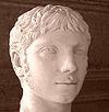 Bust of Elagabalus from the Capitoline Museums