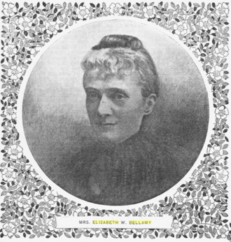 Elizabeth Whitfield Croom Bellamy - Elizabeth Whitfield Croom