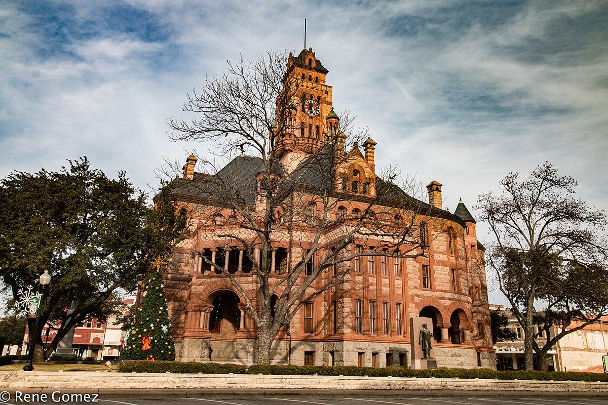 Waxahachie, Texas - Wikipedia