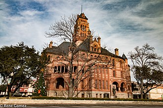 Ellis County, Texas - Image: Ellis County Courthouse (1 of 1)