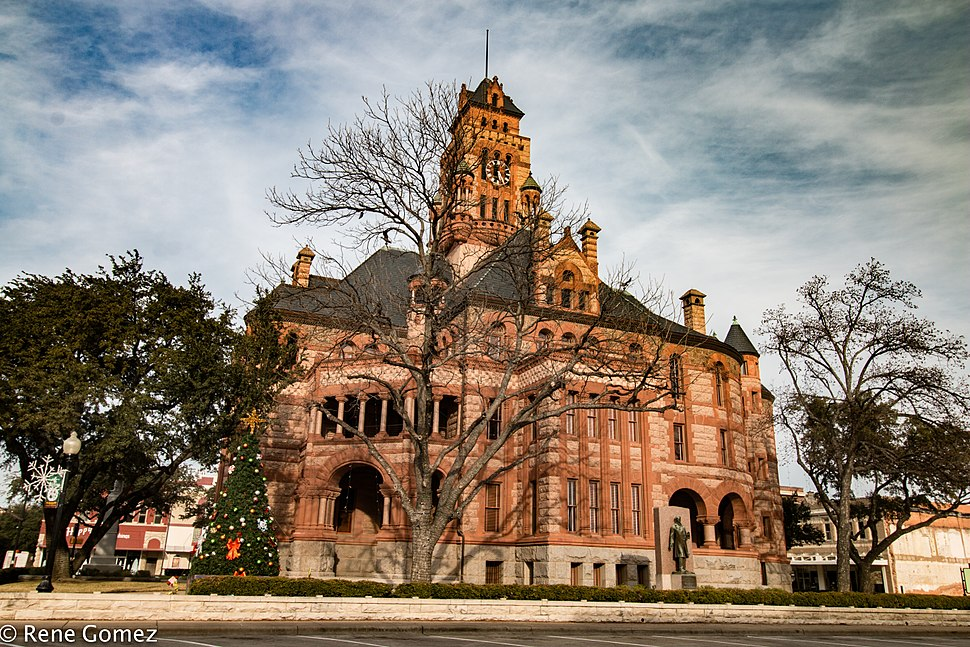 Ellis County Courthouse (1 of 1)