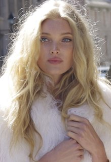 Elsa Hosk Swedish fashion model