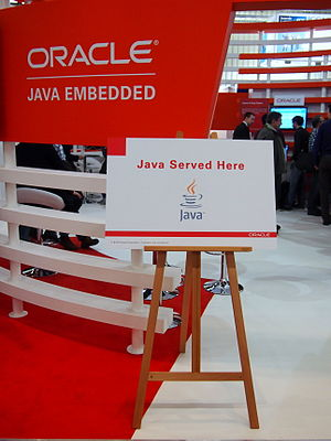 Embedded Java - Embedded Java at the Embedded World fair 2014 in Nuremberg